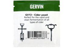 Винные дрожжи Gervin GV13 Cider