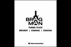 Дрожжи спиртовые Bragman Brandy Cognac Chacha